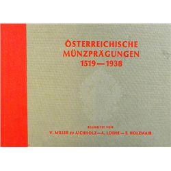 ÖSTERREICHISCHE MÜNZPRÄGUNGEN 1519-1938