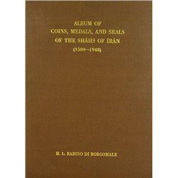 Rabino di Borgomale's Album of Iranian Coins