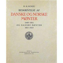 Schou on Danish and Norwegian Coins