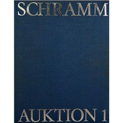 Three Schramm Catalogues
