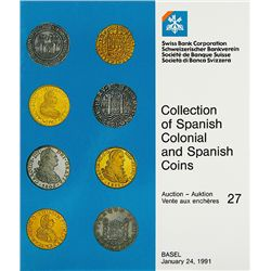 SPANISH COLONIAL AND SPANISH COINS