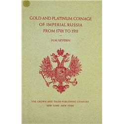 GOLD AND PLATINUM COINAGE OF IMPERIAL RUSSIA
