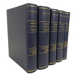 Fine Set of Mazzini's Monete Imperiale Romane