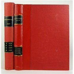 AUCTIONES S.A. SALES.