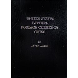 The Dedication Copy of Cassel on Postal Currency