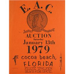 EAC AUCTION CATALOGUES