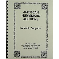 AMERICAN NUMISMATIC AUCTIONS
