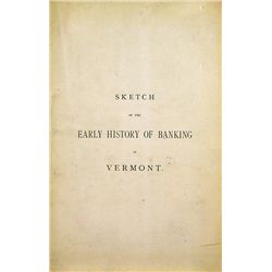 EARLY HISTORY OF BANKING IN VERMONT