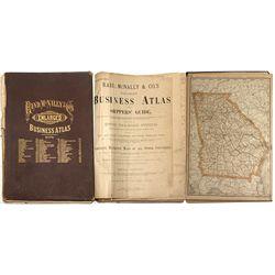 Rand, McNally & Co. Business Atlas 1893