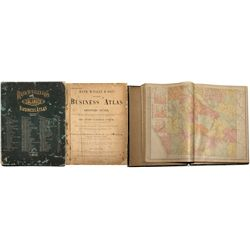 Rand, McNally & Co. Business Atlas 1903