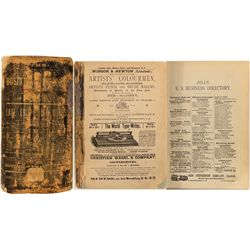 US Business Directory 1888