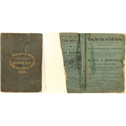 The Mercantile Agency Guide 1886
