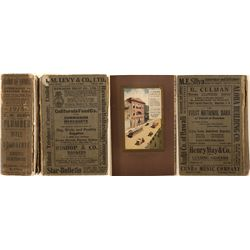 Directory of Honolulu and the Territory of Hawaii, 1915