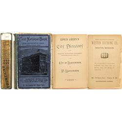 Edwin Green's City Directory of City of Leavenworth, 1888
