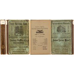 Edwin Green's City Directory of City of Leavenworth, 1884