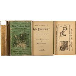 City of Leavenworth, KS and Fort Leavenworth Directory, 1887