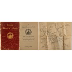 Concord Directory and Guide, 1892 (version 2)