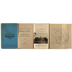 The Lexington and Bedford Directory.