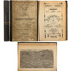 Montana Territory History and Business Directory, 1879