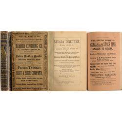 Nevada Directory, 1868-69