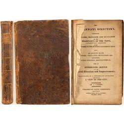 Cincinnati, OH Directory, 1819