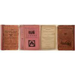 Morrison & Fourmy's General Directory of the City of Houston, 1884-85