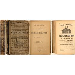 Lake Shore Gazetteer and Cleveland and Toledo Railroad business directory, 1866-7