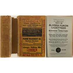 Polk's Alaska-Yukon Gazetteer and Business Directory, 1917-1918