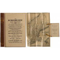 The New England Gazetteer, 1902