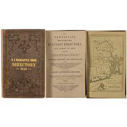 New England Mercantile Union Directory, 1849