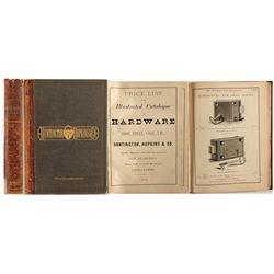 Huntington, Hopkins & Co. Illustrated Hardware Catalog, 1884