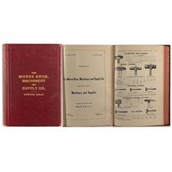 Morse Bros. Machinery and Supply Co., Denver, Colo., Catalogue No. 37