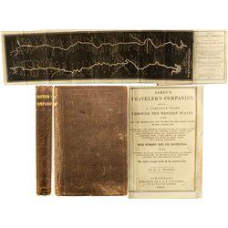James's Traveler's Companion, 1851