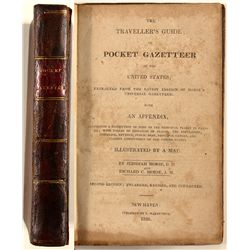 The Traveler's Guide or Pocket Gazetteer of the United States, 1826