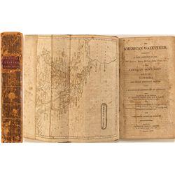 The American Gazetteer, 1810, Jedidiah Morse