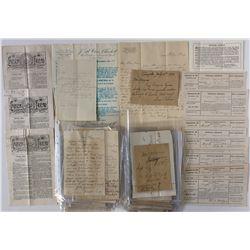 Charles D. Lane archive