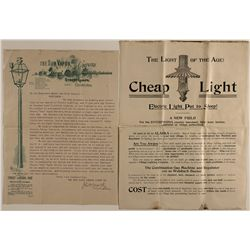 Light Company Broadsides
