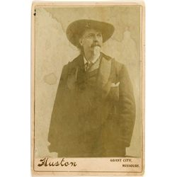 "W.F. Cody ""Buffalo Bill"" Photograph"