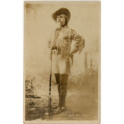 """Buffalo Bill"" Post Card"
