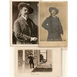 """Buffalo Bill"" Post Cards"