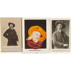 """Buffalo Bill"" Ephemera Group"