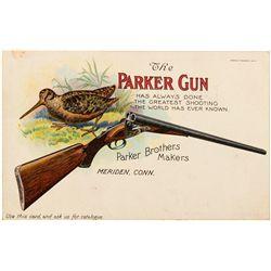 Parker Gun Post Card