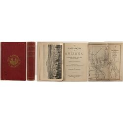 The Handbook to Arizona, Hinton, 1878