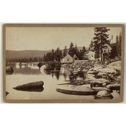 Hot Springs, Lake Tahoe Photograph by R.J. Waters