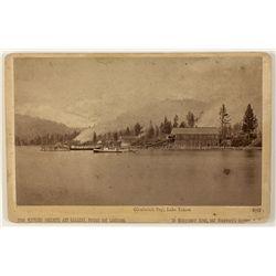 Glenbrook Bay, Lake Tahoe Photograph