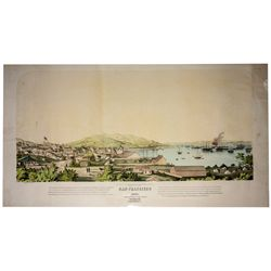 1849 View of San Francisco, G.T. Brown