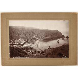 Avalon, Santa Catalina Island photograph