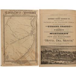 Santa Cruz & Monterey Illustrated Handbook, 1880