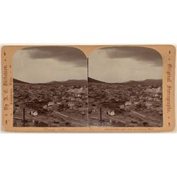 Nevadaville, CO Stereoview c.1895