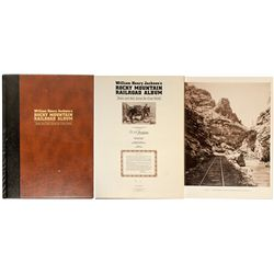 William Henry Jackson's Rocky Mountain Album